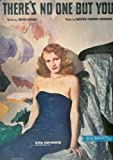 img - for There's No One but You: Color Cover Photo Rita Hayworth book / textbook / text book