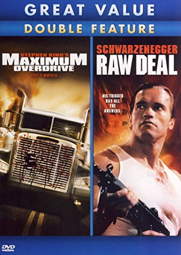 Maximum Overdrive / Raw Deal (Double Feature) by Laura Harrington