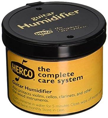 Jim Dunlop Herco Guardfather HE360 Guitar Case Humidifier