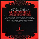 World's Greatest Audiophile Vocal Recordings ~ World's Greatest...