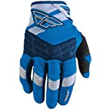 365-51107 - Fly Racing 2012 Youth F-16 Motocross Gloves XS (7) Blue/Navy