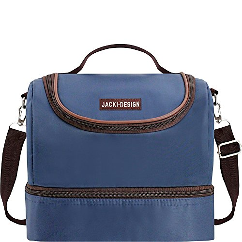 jacki-design-essential-2-compartment-insulated-lunch-bag-blue