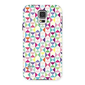 Trangel Color Print Back Case Cover for Samsung Galaxy S5