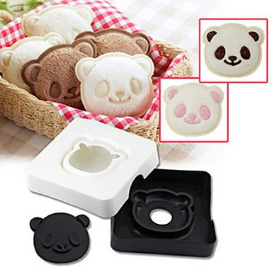 Lovely Panda Shape Sandwich/Cake Mould (Panda Pan compare prices)