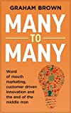 Many to Many: Word of mouth marketing, customer driven innovation and the end of the middle man
