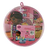 Disney Doc McStuffins 11 Velcro Dart Game with Ball