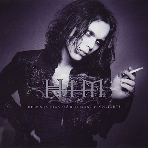 Him - Deep Shadows And Brilliant Highlights (2cd Deluxe Re-Mastered) - Zortam Music