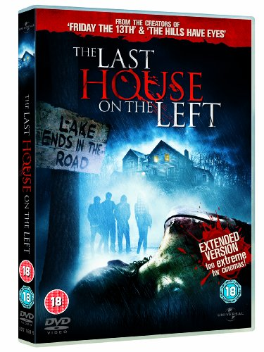 The Last House On The Left: Extended Version [DVD]