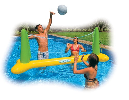 Intex Recreation Pool Volleyball Game, Age 6+