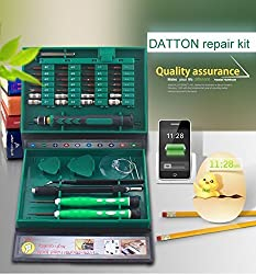 DATTON S2 material steel 38 in 1 Repair Tools Kit Screwdrivers for iPhone Samsung Smartphone Tablet PC