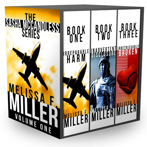 The Sasha McCandless Series: Volume 1 (Books 1-3) [Kindle Edition] Melissa F. Miller (Author)
