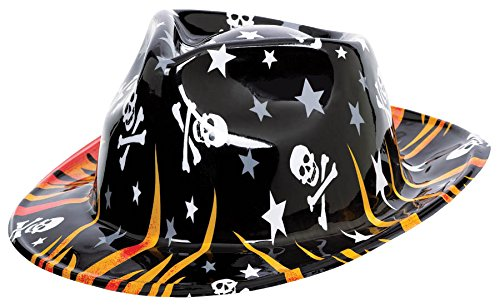 Rock Star Flame Hat - 1