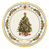 Lenox 2014 Trees Around The World Finland Decorative Plate