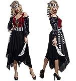 monoii 女 海賊 コスプレ 衣装 コスチューム レディース 504