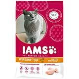 Iams Cat Food ProActive Health Mature & Senior Rich in Succulent Roast Chicken 10 kg