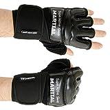 MMA Handschuhe Profi - professionelle Qualität - hochwertige Konstruktion -