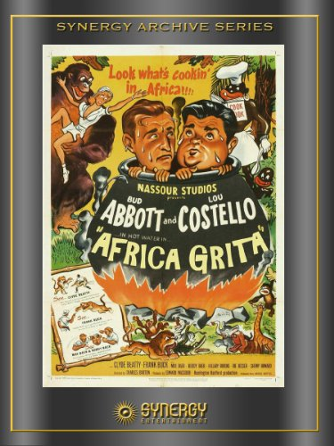 Africa Grita (1949) (Spanish Language, No Subtitles)