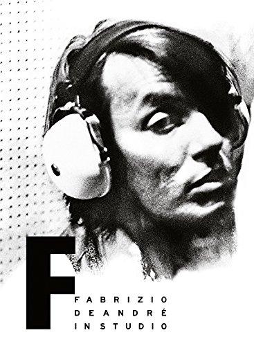 Fabrizio De André In Studio (14 CD + Libro)