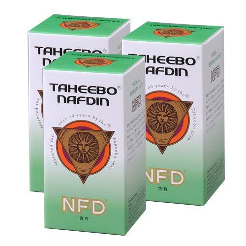タヒボNFD ナフディン 3箱+天然水 2L