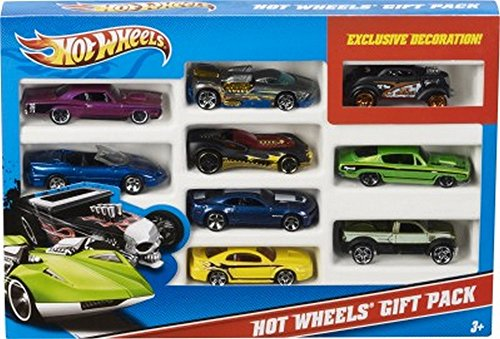 Hot Wheels Basic Multi-pack Vehicles