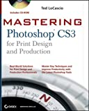 echange, troc  - Mastering Photoshop Cs3 for Print Design and Production