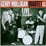 echange, troc Gerry Mulligan Quartet - Live In California
