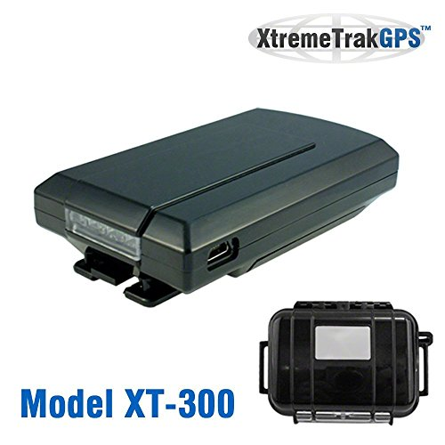 XtremeTrakGPS XT-300 Portable Vehicle and Personal Live GPS Tracking Device with Free Activation, Magnetic Mount Car Case, and No Monthly Contract (Personal Homing Device compare prices)