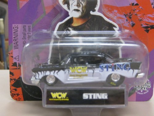 WCW Nitro Street Rods Diamond Dalas Page by Racing Champions - 1