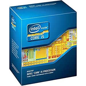 Intel Core i5 4670K Quad Core Retail CPU (Socket 1150, 3.40GHz, 6MB, Haswell, 84W, Intel Graphics, BX80646I74770, 4th Generation Intel Core, Turbo Boost Technology 2.0)
