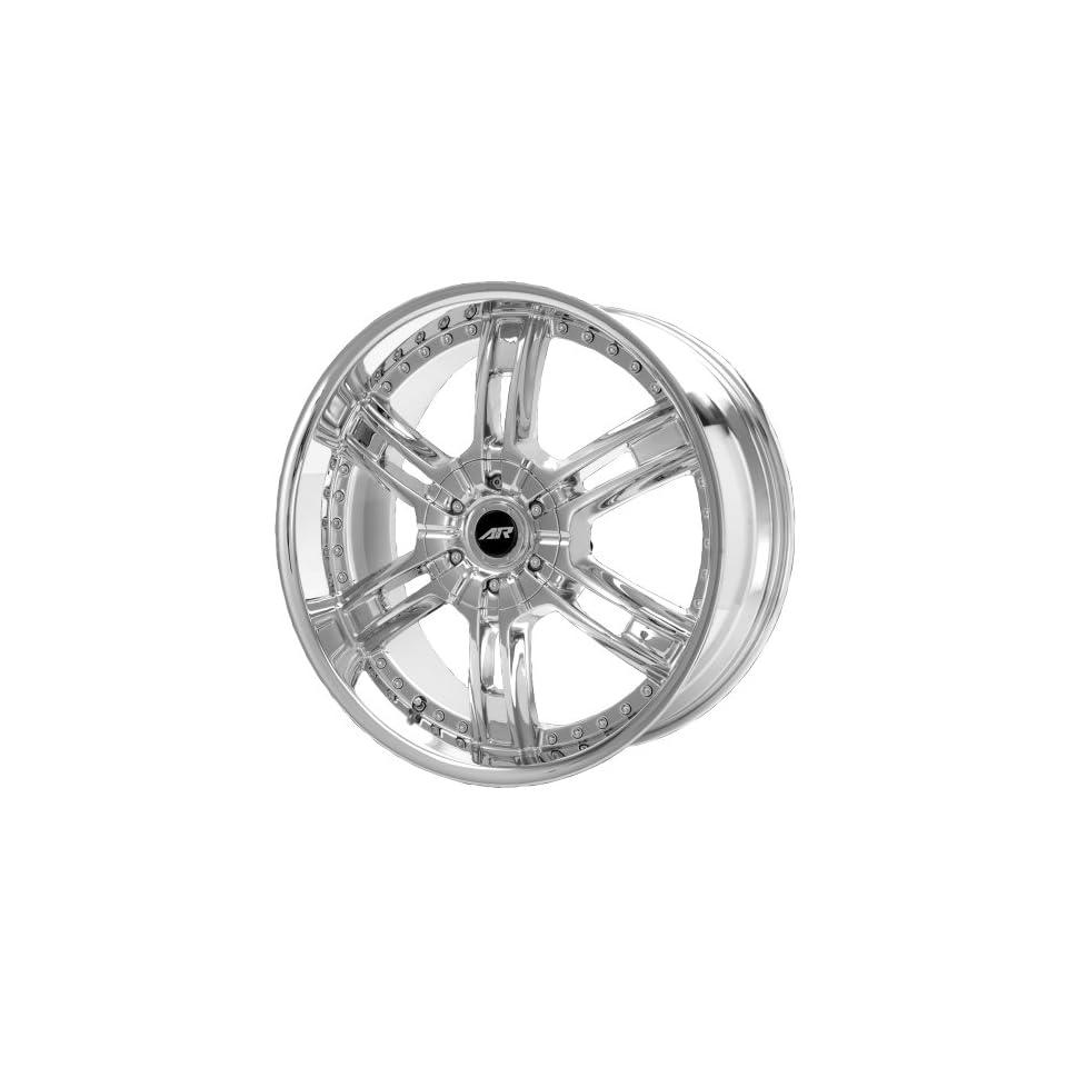 American Racing Marin AR639 Chrome Wheel (17x8/6x139.7mm)