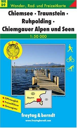 Chiemsee Traunstein Ruhpolding Chiemgauer Alpen