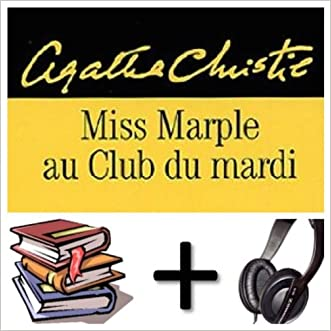 Les enquetes de Miss Marple vol. 3 Audiobook PACK [Book + 1 CD - 2 out of 7 stories only] (French Edition)