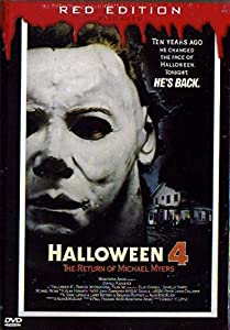 Halloween 4 - The Return of Michael Myers (uncut) small bookbox