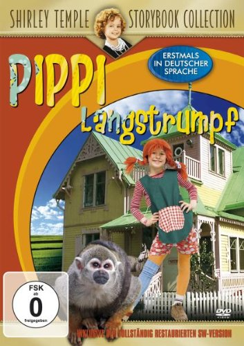 Shirley Temple - Pippi Langstrumpf