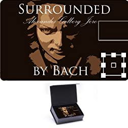 Surrounded by Bach High Definition Music Card [Blu-ray]