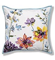 Mia Embroidered Cushion