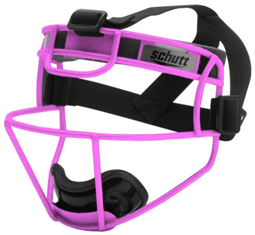 Schutt Sports Softball Fielders Guard (Pink, Youth)