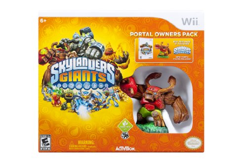 Skylanders Giants Portal Owner Pack - Nintendo Wii (Skylanders Giant Portal Owner Wii compare prices)