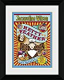 GB eye 16 x 12-inch Jacqueline Wilson Hetty Feather Framed Photograph, Assorted