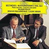 Ludwig Van Beethoven Beethoven: Piano Concertos Nos. 3 & 4