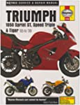 Triumph 1050 Service and Repair Manua...