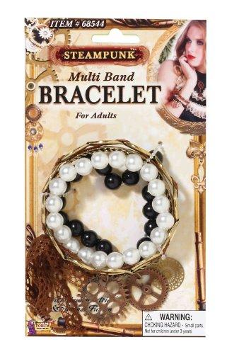 Steampunk Bracelet Set
