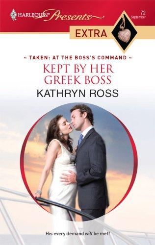 Image of Kept by Her Greek Boss
