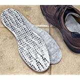 35 Degree Below Winter Insoles - 2 Pairs