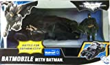 Mattel Batman Dark Knight Rises Exclusive Vehicle Batmobile With 3.75