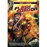 Flash Gordon Invasion of the Red Sword Issue 4 August 2011