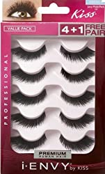 i.Envy by Kiss Eye Lash Value Pack KPEM14