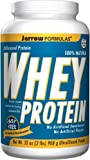 Jarrow Formulas Whey Protein Unflavored Ultrafiltered Powder 2lbs