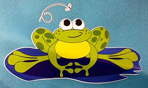 Children's Arts & Crafts Protective Apron ~ Adorable Bugs or Frogs ~ Kids 3+