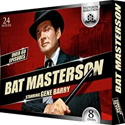 Bat Masterson TV Series (24 Hour Marathon Collection)